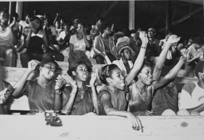 Women during the Grenada Revolution.