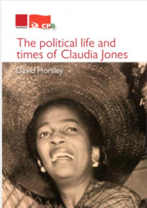 The Political Life and Times of Claudia Jones cover